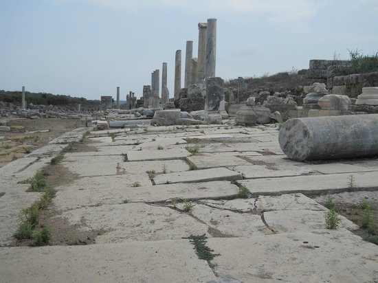 Perge Ancient City 사진