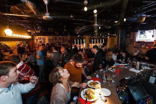 O.U.R. Bar: thursday afternoon
