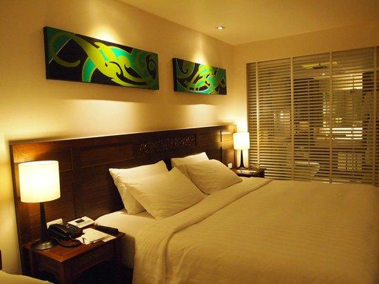 Le Meridien Phuket Beach Resort: ห้องนอน