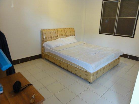 Chantha House: Notre chambre