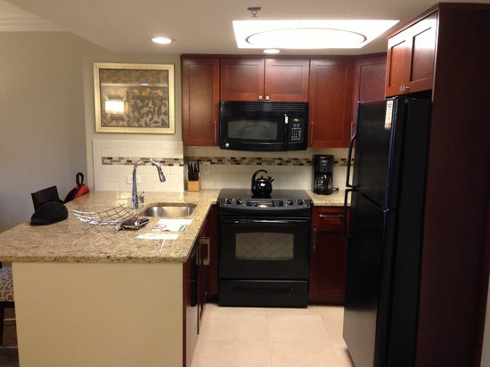 Hilton Grand Vacations on Paradise (Convention Center): Full Kitchen