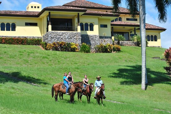 The Riding Adventure: Welcome at Rancho Monterey