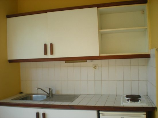 Hotel-Residence Canella Beach: Cucina