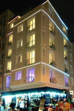 Gulhane Corner Hotel: Hotel & grounds