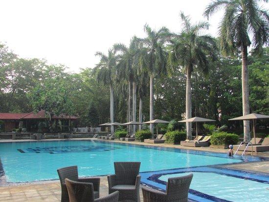 Cinnamon Lodge Habarana: main pool