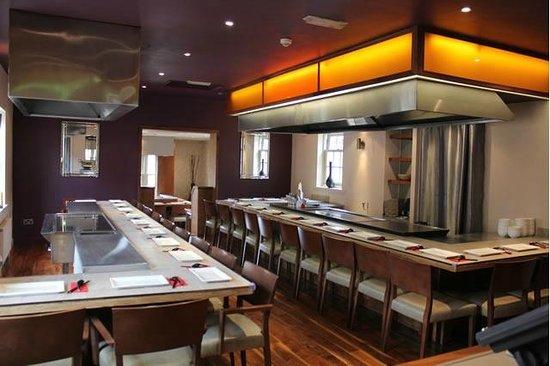 Jinja Tree: Teppanyaki Restaurant