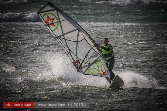 Eolo Scuola di Windsurf: Funtana Meiga