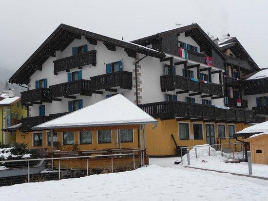 Hotel Nele Val di Fiemme: Hotel Nele.