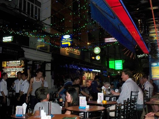 阳台同志酒吧