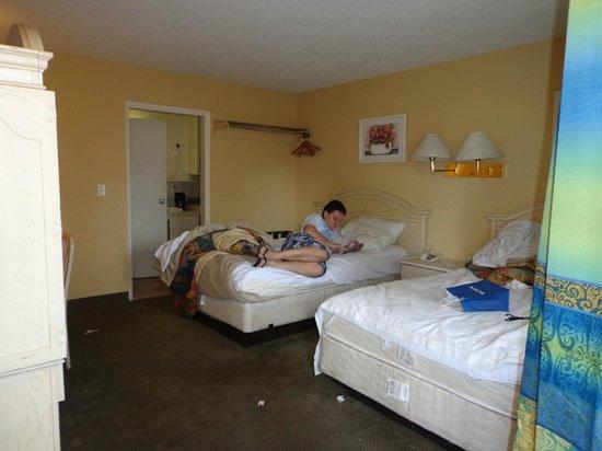Travelodge San Ysidro : habitaciones amplias, wi fi veloz