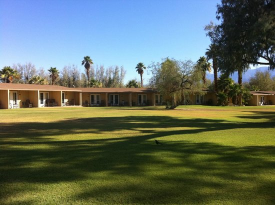 The Oasis at Death Valley: camere fronte piscina