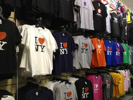 I Love NY T-Shirts - Picture of Grand Slam New York d83812fcb48