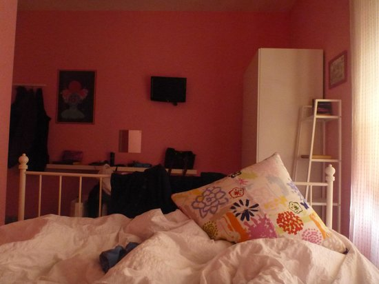 Pascia Room & Breakfast: pink room