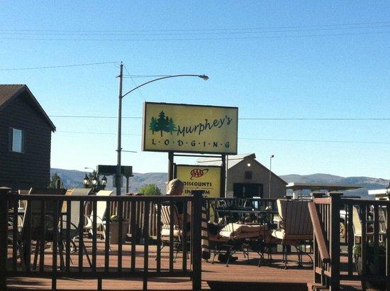 Murphey's Motel: zona relax
