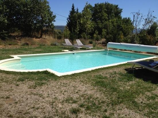 Le Clos Savornin: piscine