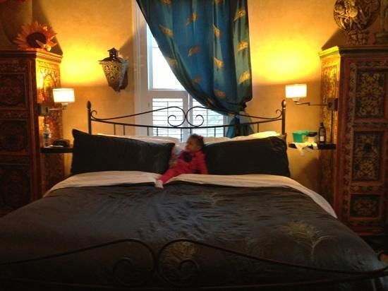 Ashford Manor Bed and Breakfast: cottage bedroom