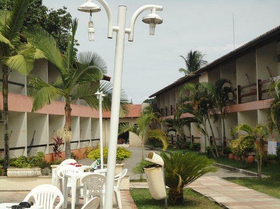 Hotel Fenix: Dois andares.