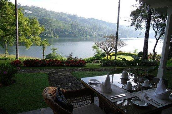 Ceylon Tea Trails: breakfast