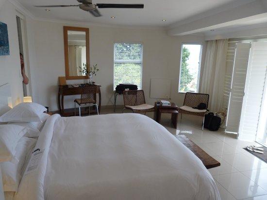 Villa Afrikana Guest Suites: Spitskop Suite