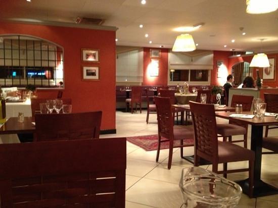 Servotel St Vincent: restaurant