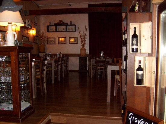 Bier Stube da Mauro: Sala1