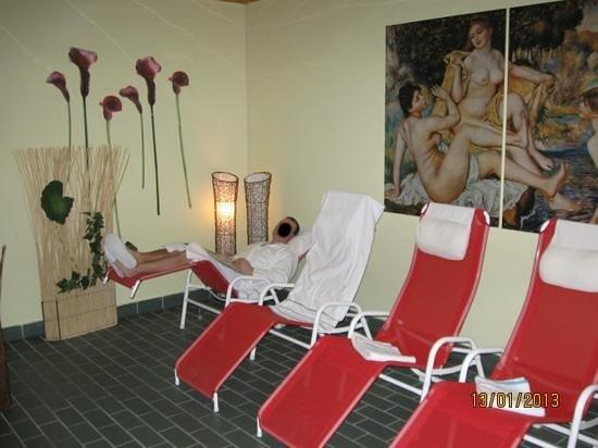 Mercure Hotel Regensburg: Hotel Mercure Regensburg,Wellnessbereich