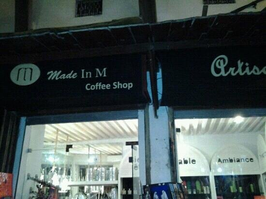 Made in M : lovely tea in fes
