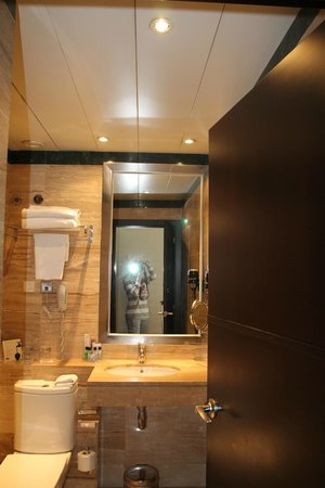 巴塞羅納H10優尼沃斯酒店照片