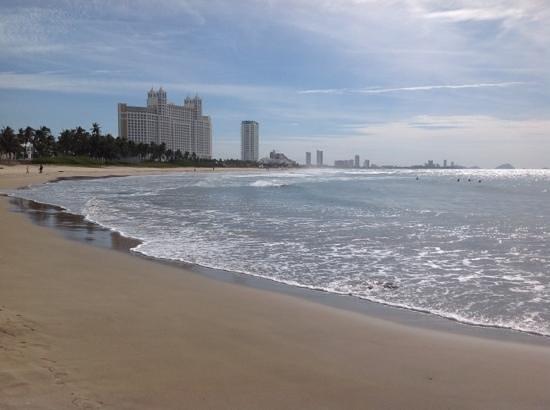 Playa Brujas: playa la bruja
