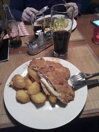 Hild Etterem: Food