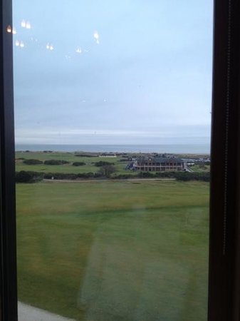 Old Course Hotel, Golf Resort & Spa: view from the bar