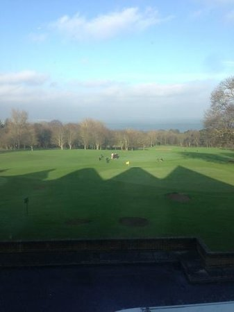 Deer Park Hotel Golf & Spa : view from room!