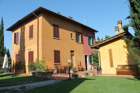Agriturismo Podere dellAnselmo: Main house