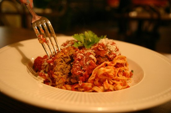 Brickhouse Bistro : Everything made from scratch...including the pasta