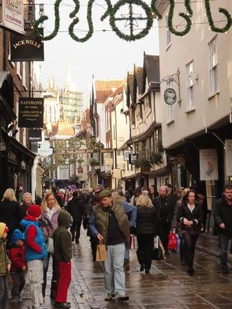 Stonegate: Christmas time