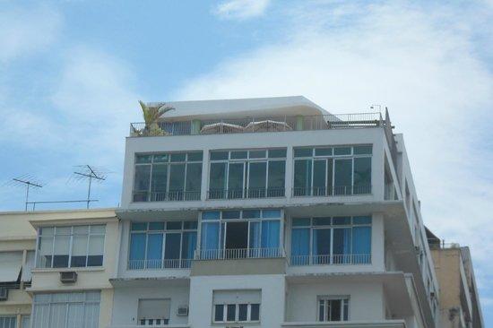 Rio Guest House ( Marta's Guest House): Marta's 3-Storey Penthouse Apartment