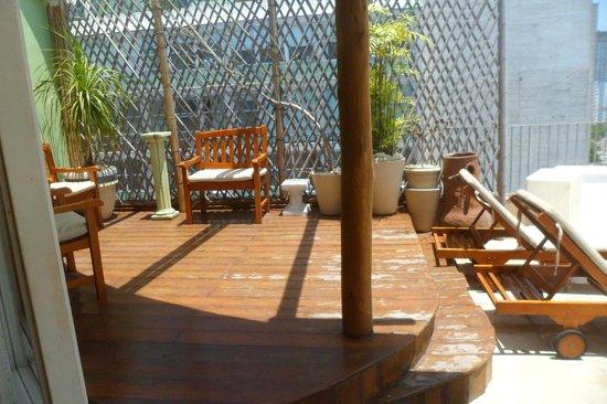 Rio Guest House ( Marta's Guest House): Penthouse Terrace
