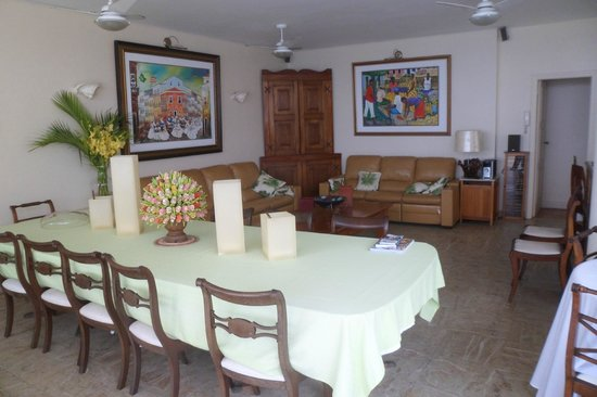 Rio Guest House ( Marta's Guest House): Dining Room for Breakfast
