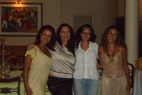 Rio Guest House ( Marta's Guest House): Marta's Birthday Party