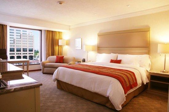 Hilton Guadalajara: Standard Guestroom