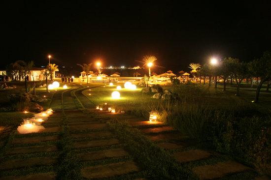 Hotel Borgo Pantano: Il parco