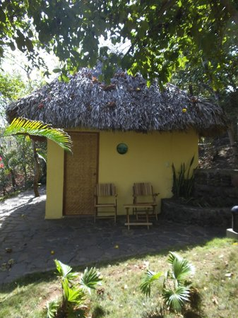 San Simian Eco Lodge: Pina cabin