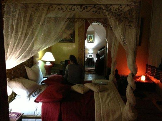 Riad Reves D'orient : Saphir Suite