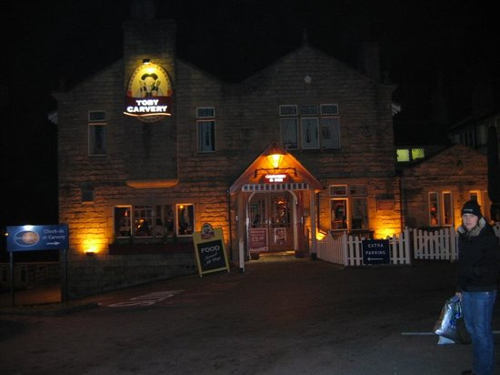 Toby Carvery: keighley