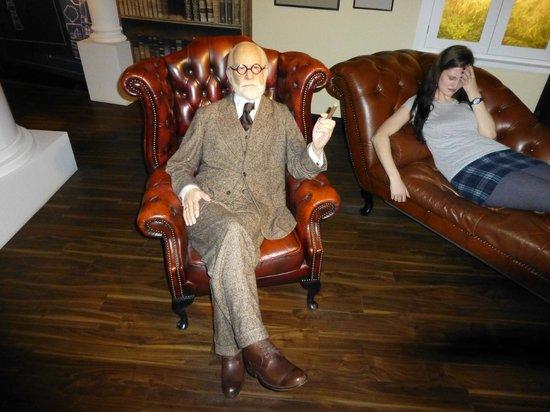 Madame Tussauds Wien: Sigmund Freud