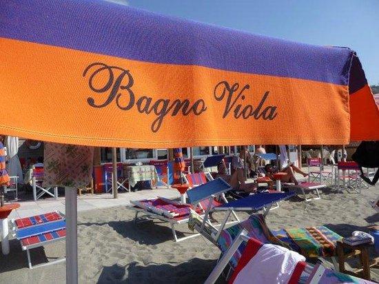 Bagno Bar Viola: Bagno Viola