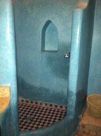 Riad Tamarrakecht: bathroom