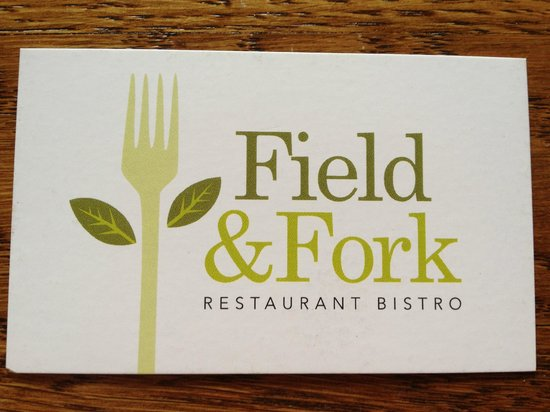 Field & Fork: Field and Fork, Swelengrebel St, Swellendam