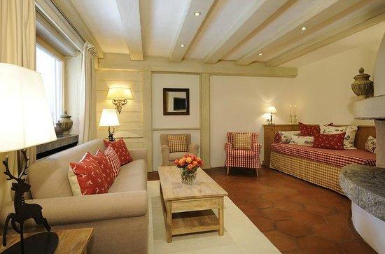 Staudacherhof: Garten Suite