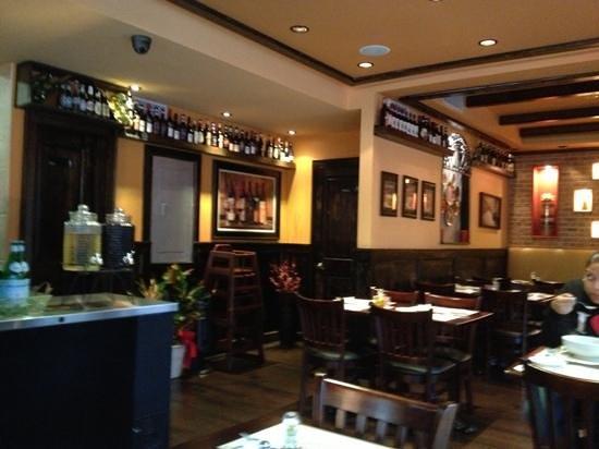 Inside Picture Of La Bottega Italian Gourmet Astoria